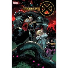 HOUSE OF X #6 (OF 6) @D