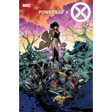 POWERS OF X #6 (OF 6) @D