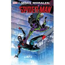 MILES MORALES SPIDER-MAN #11 @D