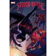 SPIDER-VERSE #1 @T