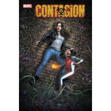 CONTAGION #3 (OF 5)