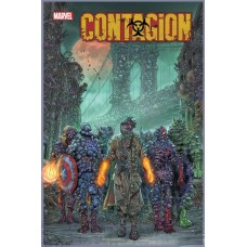 CONTAGION #5 (OF 5)