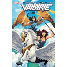 VALKYRIE JANE FOSTER #4 LUPACCHINO MARY JANE VARIANT @D