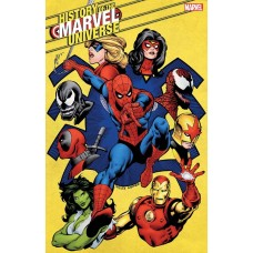 HISTORY OF MARVEL UNIVERSE #4 (OF 6) @D