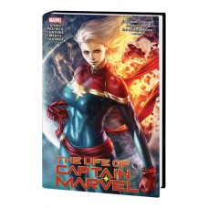 LIFE OF CAPTAIN MARVEL MARVEL SELECT HC @S