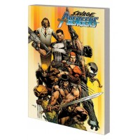 SAVAGE AVENGERS TP VOL 01 CITY OF SICKELS @S