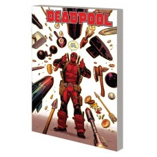 DEADPOOL BY SKOTTIE YOUNG TP VOL 03 WEASEL GOES TO HELL @D