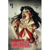 VENGEANCE OF VAMPIRELLA #1 CVR A MIDDLETON @S