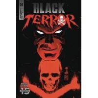 BLACK TERROR #1 CVR A FRANCAVILLA @T