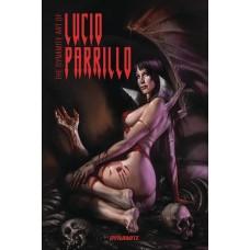 DYNAMITE ART OF LUCIO PARRILLO HC @F