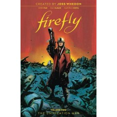FIREFLY UNIFICATION WAR HC VOL 02 @D