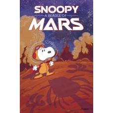 SNOOPY BEAGLE OF MARS ORIGINAL GN PEANUTS @D