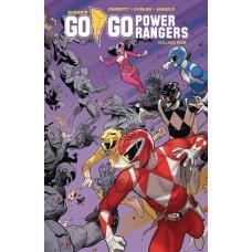 GO GO POWER RANGERS TP VOL 05 @D