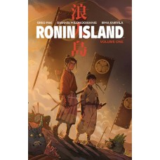 RONIN ISLAND TP VOL 01 @D