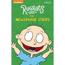 RUGRATS NEWSPAPER STRIPS TP @D