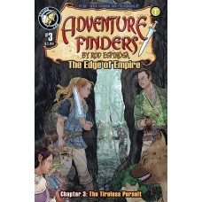 ADVENTURE FINDERS EDGE OF EMPIRE #3 @D