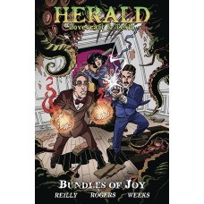 HERALD LOVECRAFT AND TESLA TP BUNDLES OF JOY @D