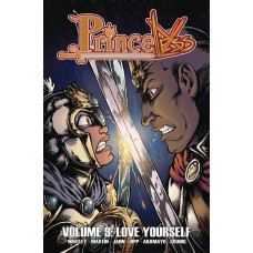 PRINCELESS TP VOL 09 LOVE YOURSELF @D