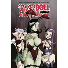 DANGER DOLL SQUAD HOLIDAY SPECIAL TP VOL 01 (MR) @D