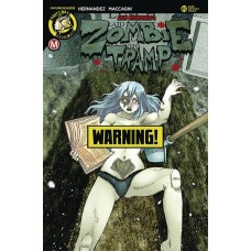 ZOMBIE TRAMP ONGOING #65 CVR D ESPINOSA RISQUE (MR) @D