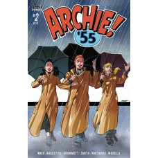 ARCHIE 1955 #2 (OF 5) CVR B HEIGHT