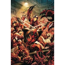 DF ABSOLUTE CARNAGE VS DEADPOOL #1 SGN TIERI @W