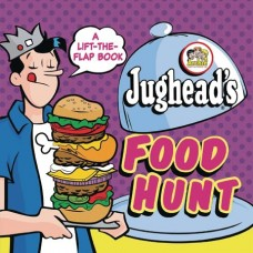 JUGHEADS FOOD HUNT LIFT A FLAP BOARD BOOK @F