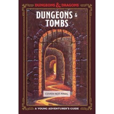 DUNGEONS & TOMBS YOUNG ADVENTURERS GUIDE D&D HC @F