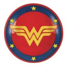 DC SUPER HERO GIRLS 12IN WONDER WOMAN SHIELD @F