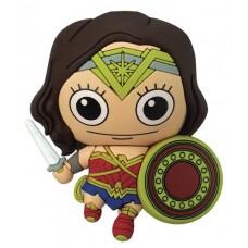 DC HEROES WONDER WOMAN 3D FOAM MAGNET @F