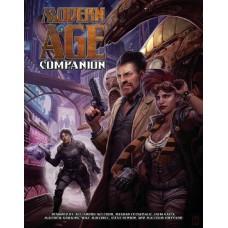 MODERN AGE RPG COMPANION HC @F