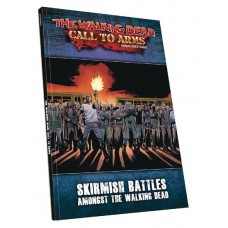 WALKING DEAD CALL TO ARMS MINI GAME CORE RULEBOOK @F