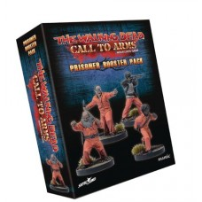 WALKING DEAD CALL TO ARMS PRISONER BOOSTER PACK @F