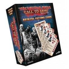 WALKING DEAD CALL TO ARMS RUTHLESS FACTION CARDS @F