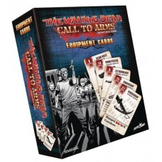 WALKING DEAD CALL TO ARMS EQUIPMENT CARDS @F