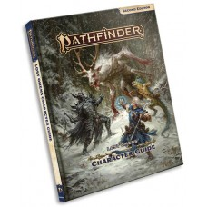 PATHFINDER LOST OMENS CHARACTER GUIDE HC (P2) @F
