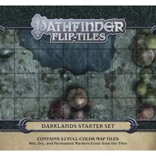 PATHFINDER RPG FLIP TILES DARKLANDS STARTER SET @F