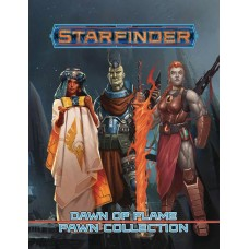 STARFINDER RPG DAWN OF FLAME PAWN COLL @F