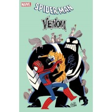 SPIDER-MAN & VENOM DOUBLE TROUBLE #3 (OF 4) @D