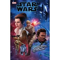 STAR WARS #1 @S