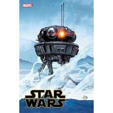 STAR WARS #1 SPROUSE EMPIRE STRIKES BACK VAR @D