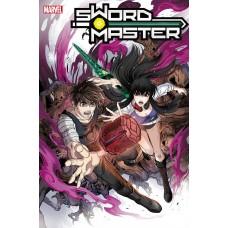 SWORD MASTER #7 @D