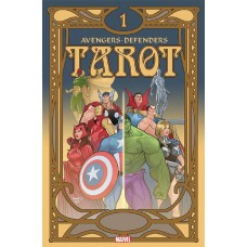 TAROT #1 (OF 4) @D