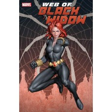 WEB OF BLACK WIDOW #5 (OF 5) @D