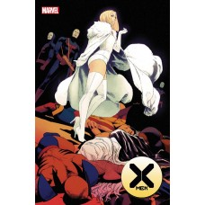 X-MEN #5 ANKA DARK PHOENIX 40TH VAR DX @F