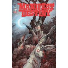 MANIFEST DESTINY #40 (MR) @D