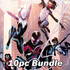 AMAZING SPIDER-MAN #50 #50.LR #51 #51.LR REG AND VARIANT BUNDLE