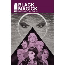 BLACK MAGICK #15 (MR)