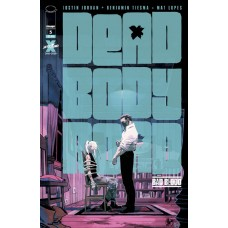 DEAD BODY ROAD BAD BLOOD #5 (OF 6) (MR)