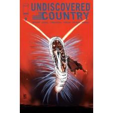 UNDISCOVERED COUNTRY #9 CVR A CAMUNCOLI (MR)